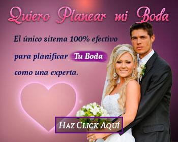 planear boda